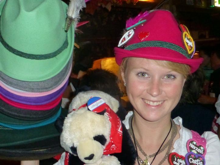Liesl solgte hatter