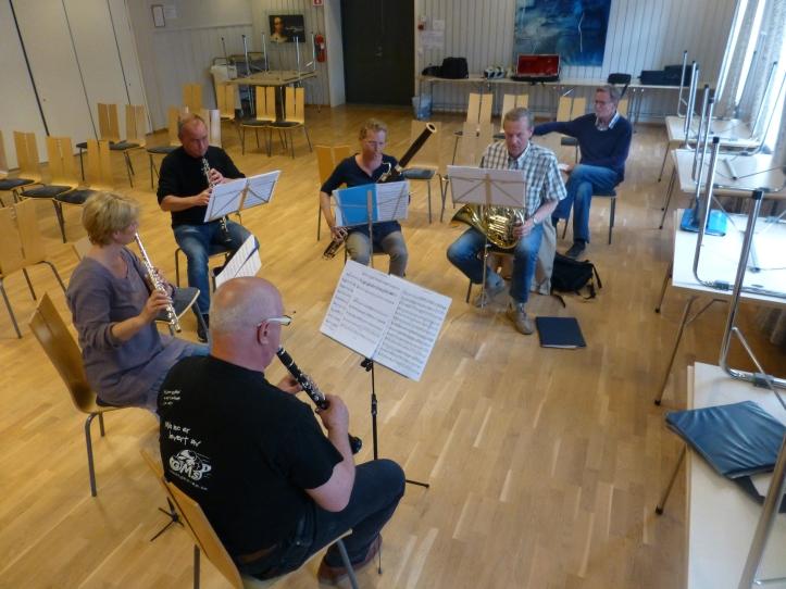 Mozart på Prestegården 19. mai