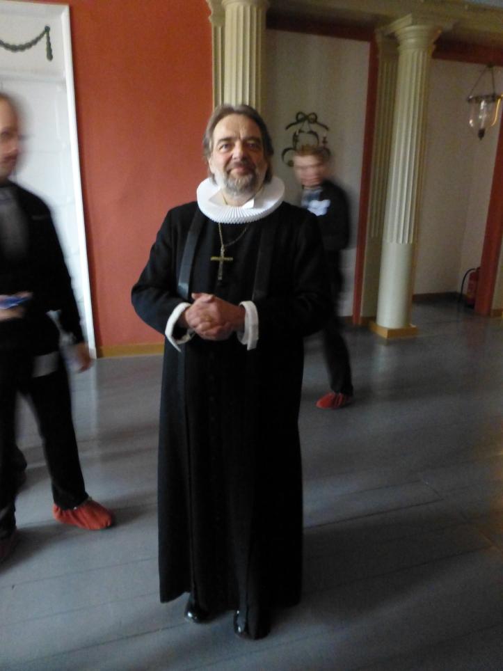 Odd som biskop - var det Bech?