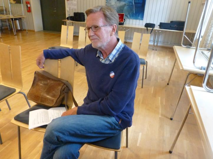 Jens Christiansen, attenfjortis
