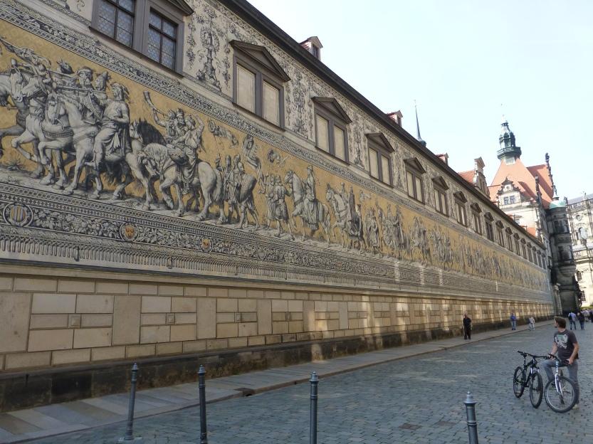 Restaurerte kulturelle skatter i Dresden - ukjent for nordmenn